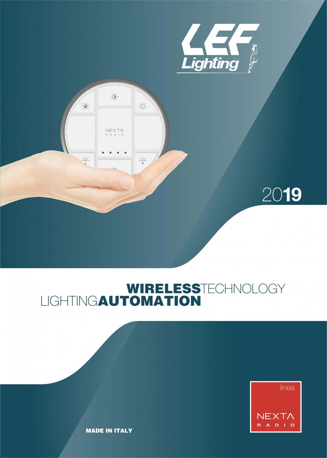 linea NEXTA 2019 Catalogue