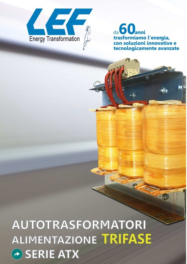 Three-phase Autotransformers Brochure