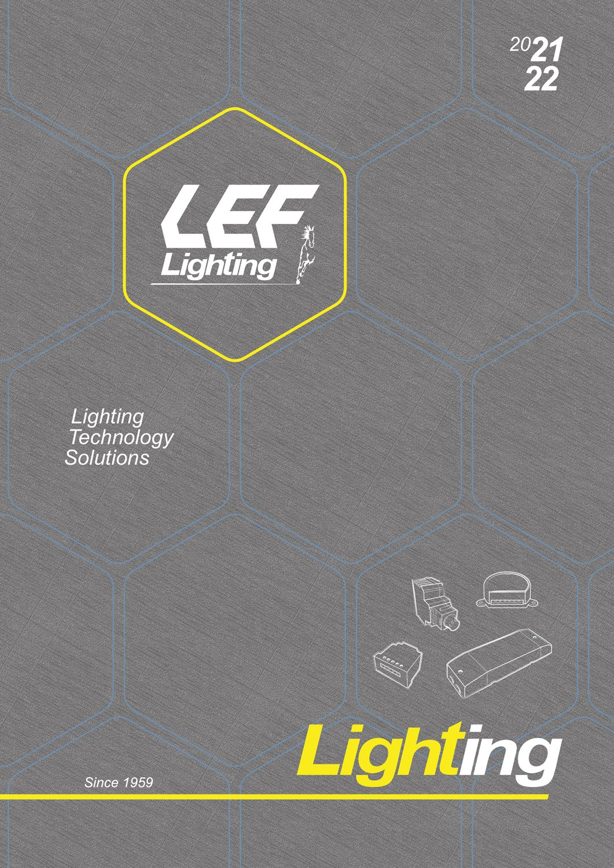 Catalogo Lighting 2021-22