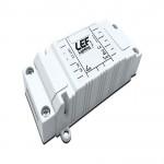 CONVERTITORE TENSIONE COSTANTE-CORRENTE COSTANTE 12-24-48Vdc 500mA Dimmerabile PUSH/DALI/0-10V/1-10V/Bluetooth IP20